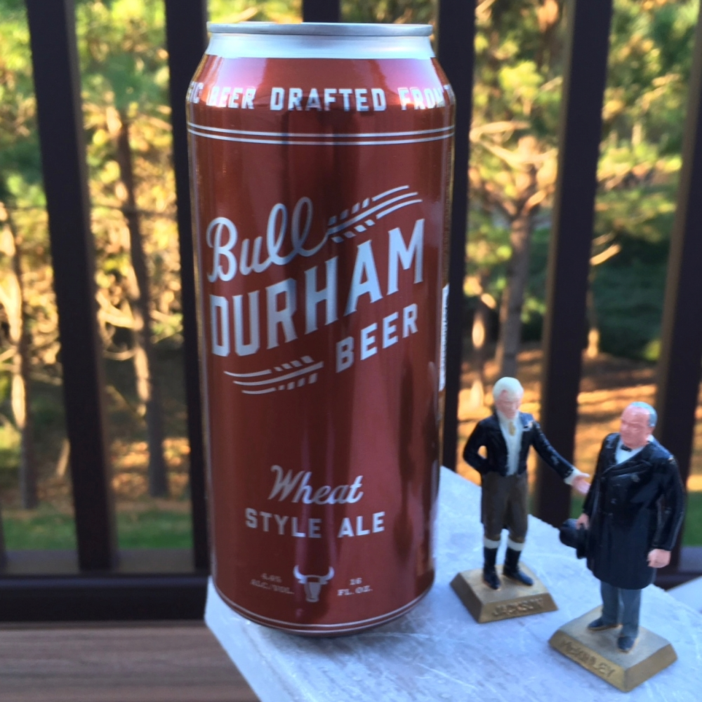 Bull Durham Beer Wheat Style Ale