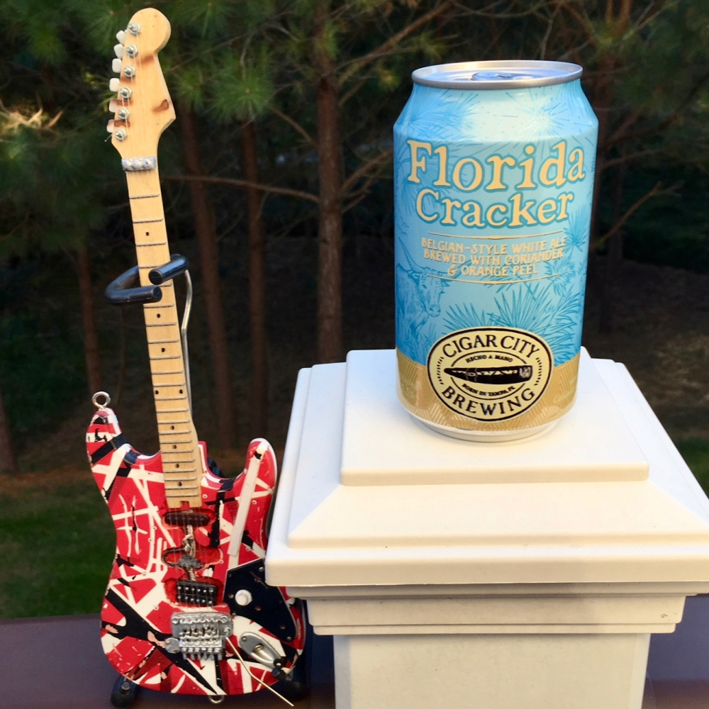 Cigar City Brewing Florida Cracker Belgian-Style White Ale