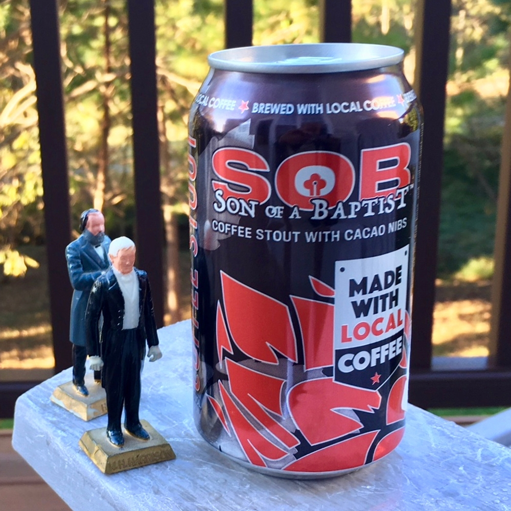 Epic Brewing Son Of A Baptist Coffee Stout