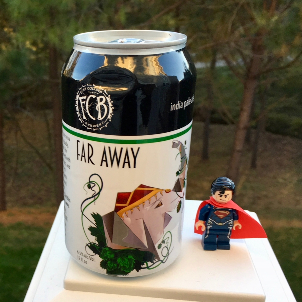 FCB (Fort Collins Brewing) Far Away India Pale Ale