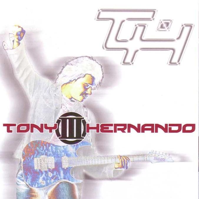 "Tony Hernando ""III"""