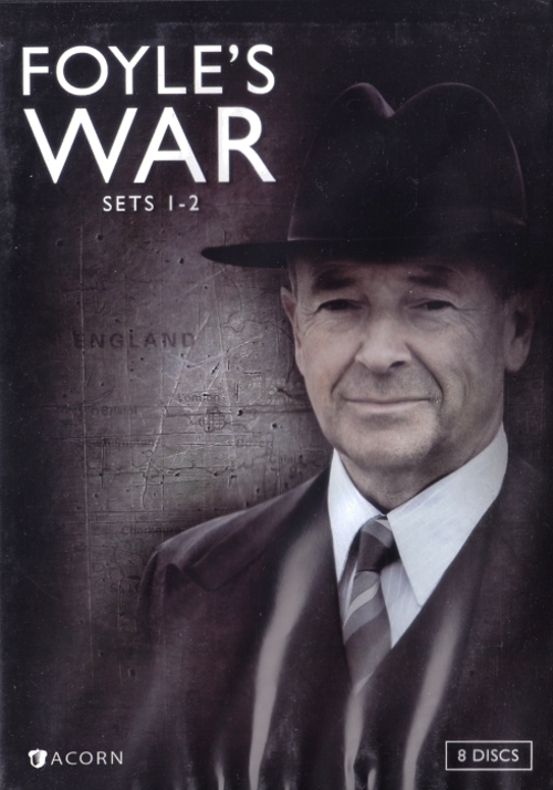 Foyle's War: Sets 1-2 | mcavinchey org