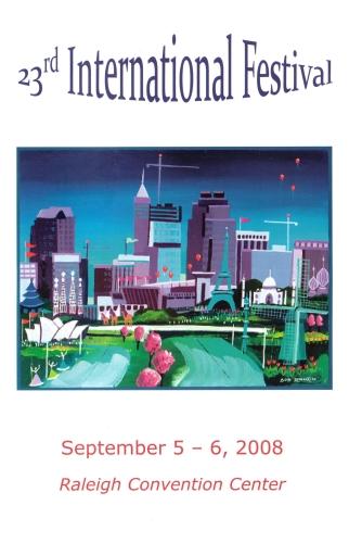 23rd Annual International Festival of Raleigh