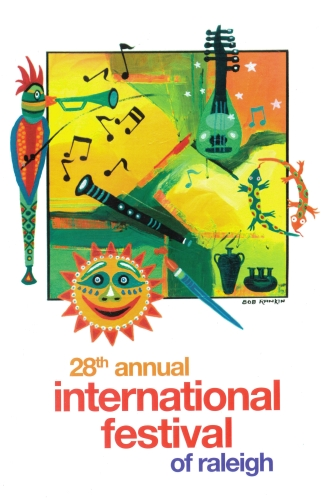 28th Annual International Festival of Raleigh