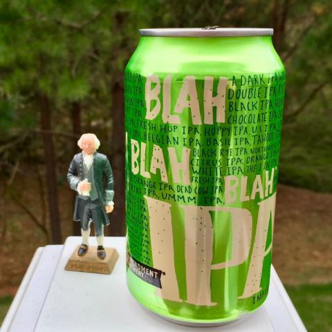 21st Amendment Brewery Blah Blah Blah Imperial IPA