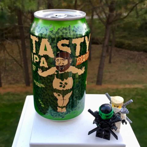 21st Amendment Brewery Tasty IPA India Pale Ale