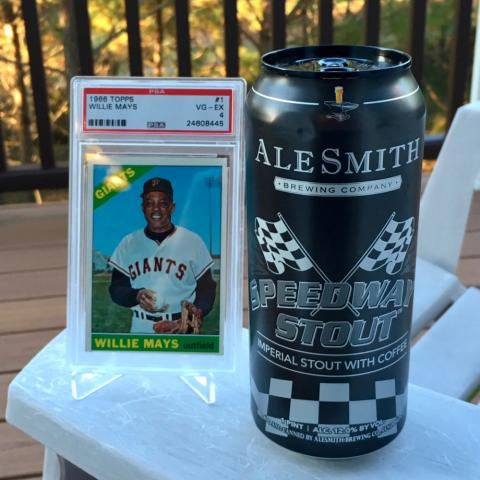 AleSmith Brewing Speedway Stout Imperial Stout