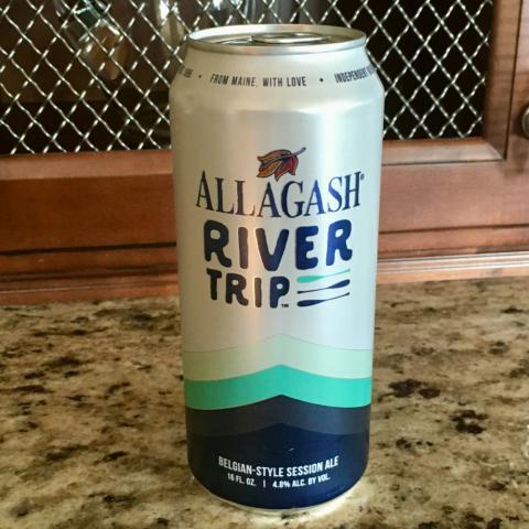 Allagash Brewing River Trip Session Ale (16 oz)