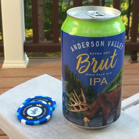 Anderson Valley Brut IPA (12 oz)