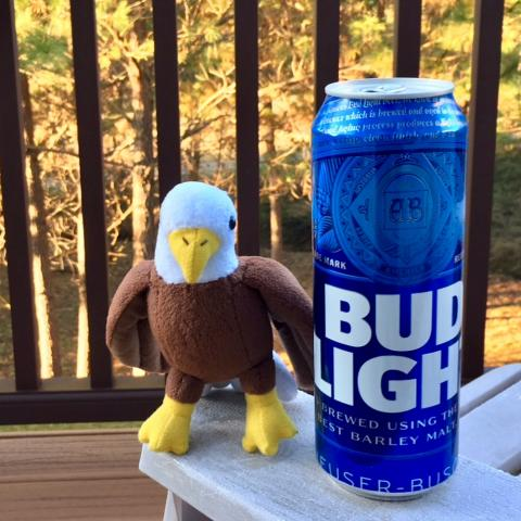 Anheuser-Busch Bud Light Beer