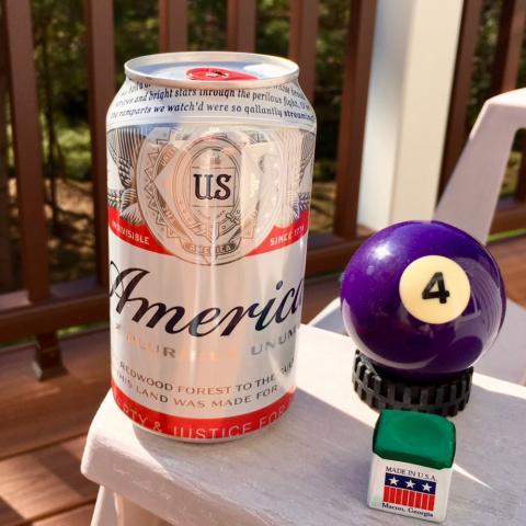 Anheuser-Busch Budweiser America Beer