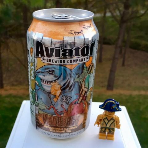 Aviator Brewing MadBeach American Wheat Ale