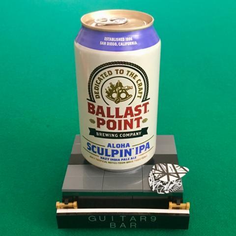 Ballast Point Brewing Aloha Sculpin IPA