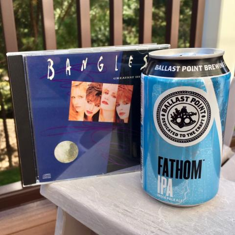 Ballast Point Brewing Fathom IPA