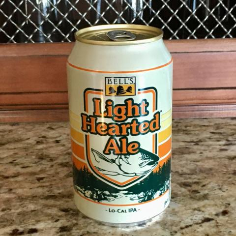 Bell's Light Hearted Ale Lo-Cal IPA (12 oz)
