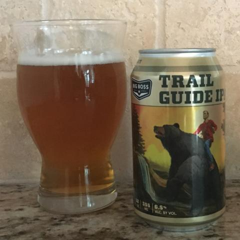 Big Boss Brewing Trail Guide IPA (12 oz)