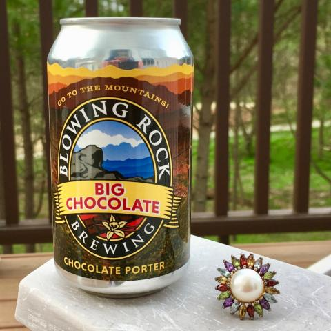 Blowing Rock Brewing Company Big Chocolate Porter