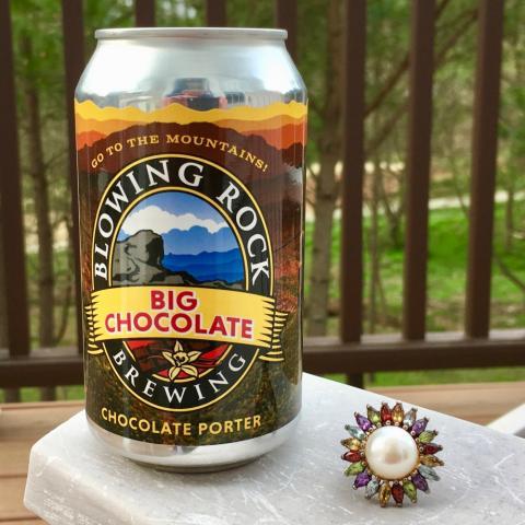 Blowing Rock Brewing Company Big Chocolate Porter