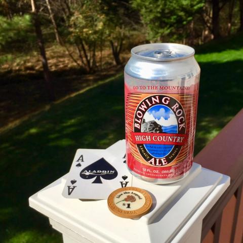 Blowing Rock Brewing Company High Country Ale