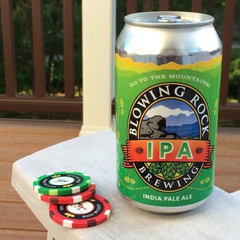 Blowing Rock Brewing Company IPA Alt A (12 oz)