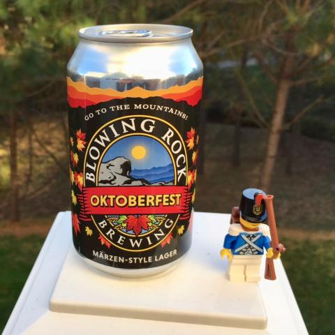 Blowing Rock Brewing Company Oktoberfest Marzen-Style Lager