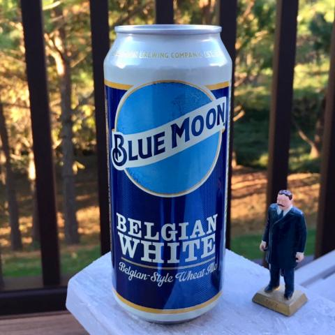 Blue Moon Belgian White Belgian-Style Wheat Ale