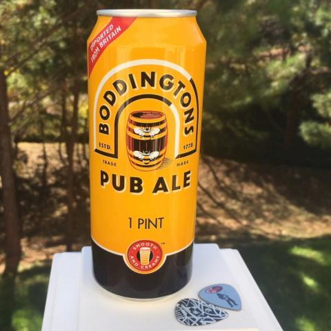 inbev Boddingtons Pub Ale