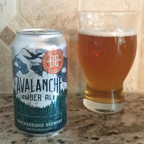 Breckenridge Brewery Avalanche Amber Ale