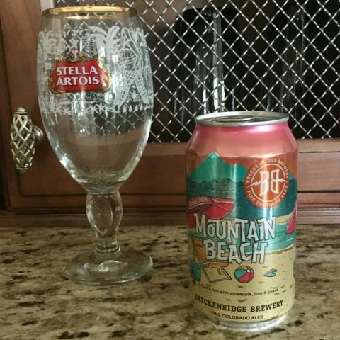 Breckenridge Brewery Mountain Beach Session Sour (12 oz)