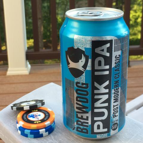 BrewDog Punk IPA (12 oz)