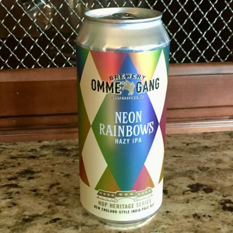 Brewery Ommegang Neon Rainbows Hazy IPA (16 oz)