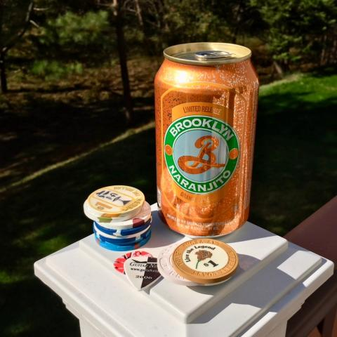Brooklyn Brewery Naranjito Orange Pale Ale