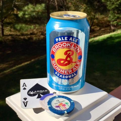 Brooklyn Brewery Summer Ale Pale Ale
