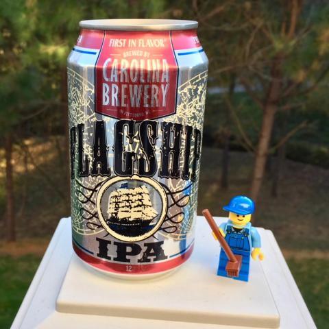 Carolina Brewery Flagship IPA