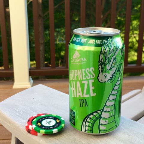 Catawba Hopness Haze India Pale Ale (12 oz)