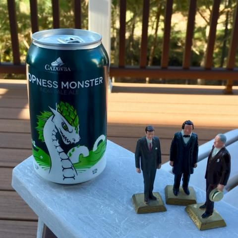 Catawba HOPness Monster India Pale Ale (12 oz)