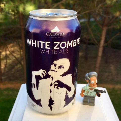 Catawba White Zombie White Ale