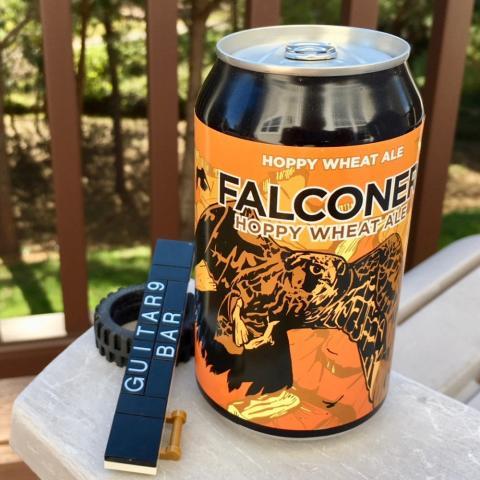 Champion Brewing Falconer Hoppy Wheat Ale