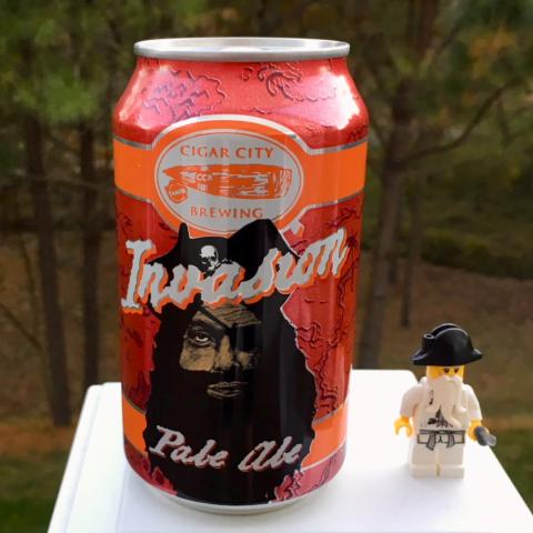 Cigar City Brewing Invasion Pale Ale