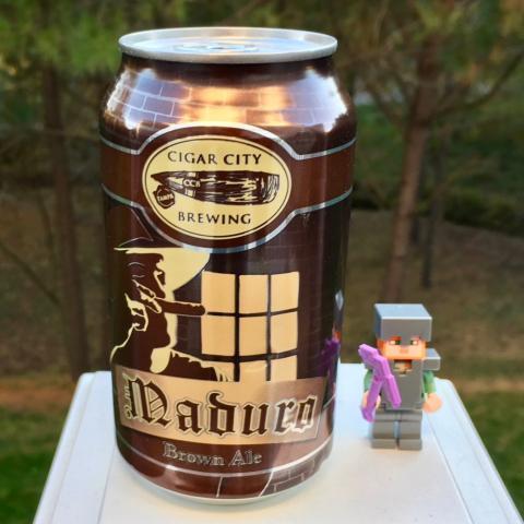 Cigar City Brewing Maduro Brown Ale