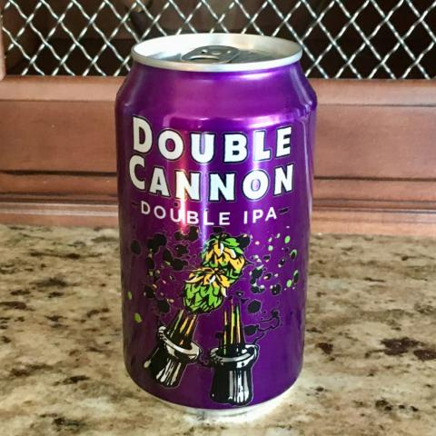 Clipper City Brewing Heavy Seas: Double Cannon Double IPA (12 oz)