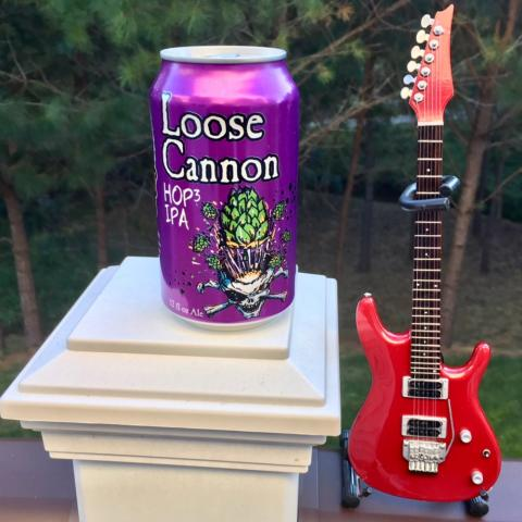 Clipper City Brewing Heavy Seas: Loose Cannon Hop3 IPA