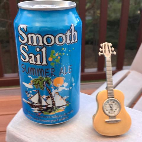 Clipper City Brewing Heavy Seas: Smooth Sail Summer Ale