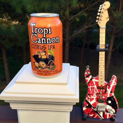 Clipper City Brewing Heavy Seas: Tropi Cannon Citrus IPA