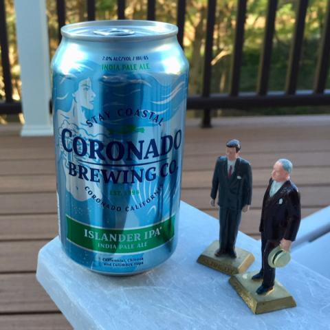 Coronado Brewing Islander IPA