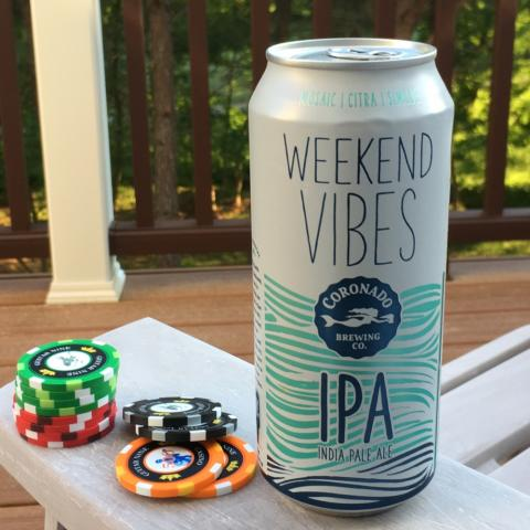 Coronado Brewing Weekend Vibes IPA (16 oz)