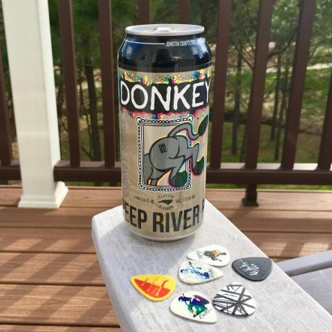 Deep River Donkey Sauce IPA