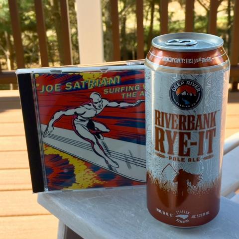 Deep River Riverbank Rye-It Pale Ale