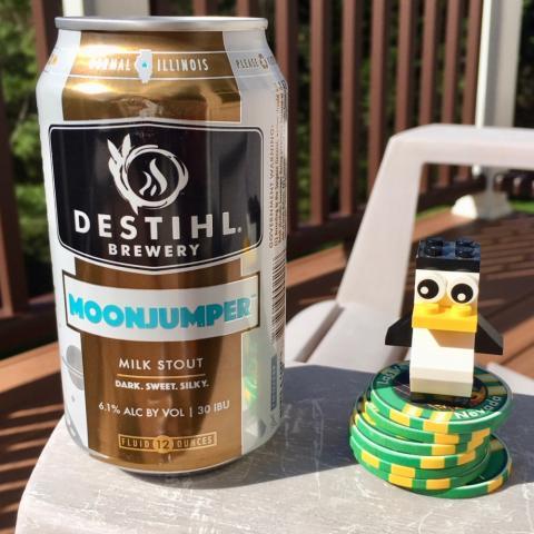 Destihl Brewery Moonjumper Milk Stout