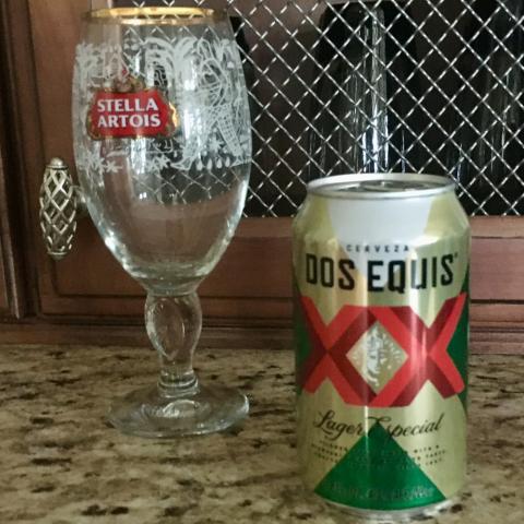 Cerveceria Moctezuma Dos Equis Lager Especial Alt B (12 oz)